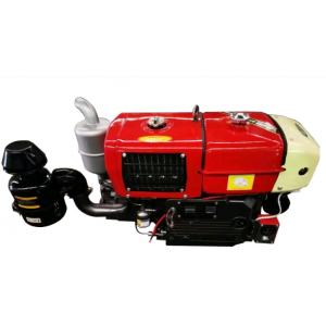 Двигатель дизельный ДД1100ВЭ (1-цилиндр 16 л.с. водяное охлаждение)