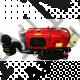 Двигатель дизельный ДД1100ВЭ-2 (1-цилиндр 16 л.с. водяное охлаждение)