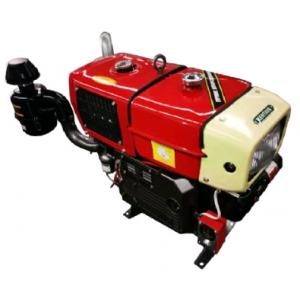 Двигатель дизельный ДД1115ВЭ (1-цилиндр 24 л.с. водяное охлаждение)