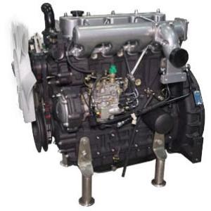 Двигатель дизельный 4G33T (4-цилиндра 50 л.с. водяное охлаждение)