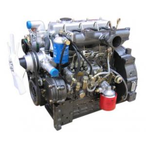 Двигатель дизельный 4L23BT (4-цилиндра 40 л.с. водяное охлаждение)