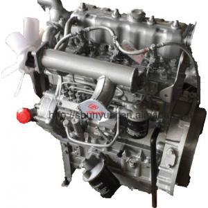 Двигатель дизельный JD3102 (3-цилиндра 40 л.с. водяное охлаждение)