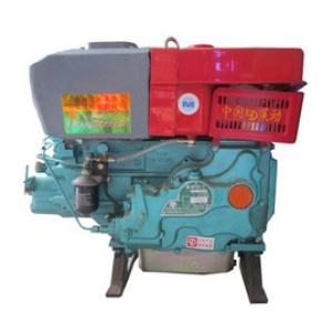 Двигатель дизельный KM138 (1-цилиндр 24 л.с. водяное охлаждение)
