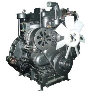 Двигатель дизельный KM385BT (3-цилиндра 24 л.с. водяное охлаждение)