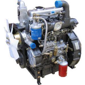 Двигатель дизельный LL380 (3-цилиндра 22 л.с. водяное охлаждение)