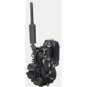 Двигатель дизельный DLH1100 (1-цилиндр 16 л.с. водяное охлаждение)