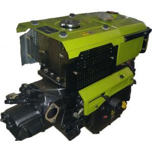 Двигатель дизельный JD16 (1-цилиндр 16 л.с. водяное охлаждение)