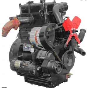 Двигатель дизельный TY295IT (2-цилиндра 22 л.с. водяное охлаждение)