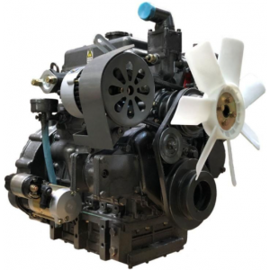 Двигатель дизельный YD385/Y385T/BY385T (3-цилиндра 24 л.с. водяное охлаждение)