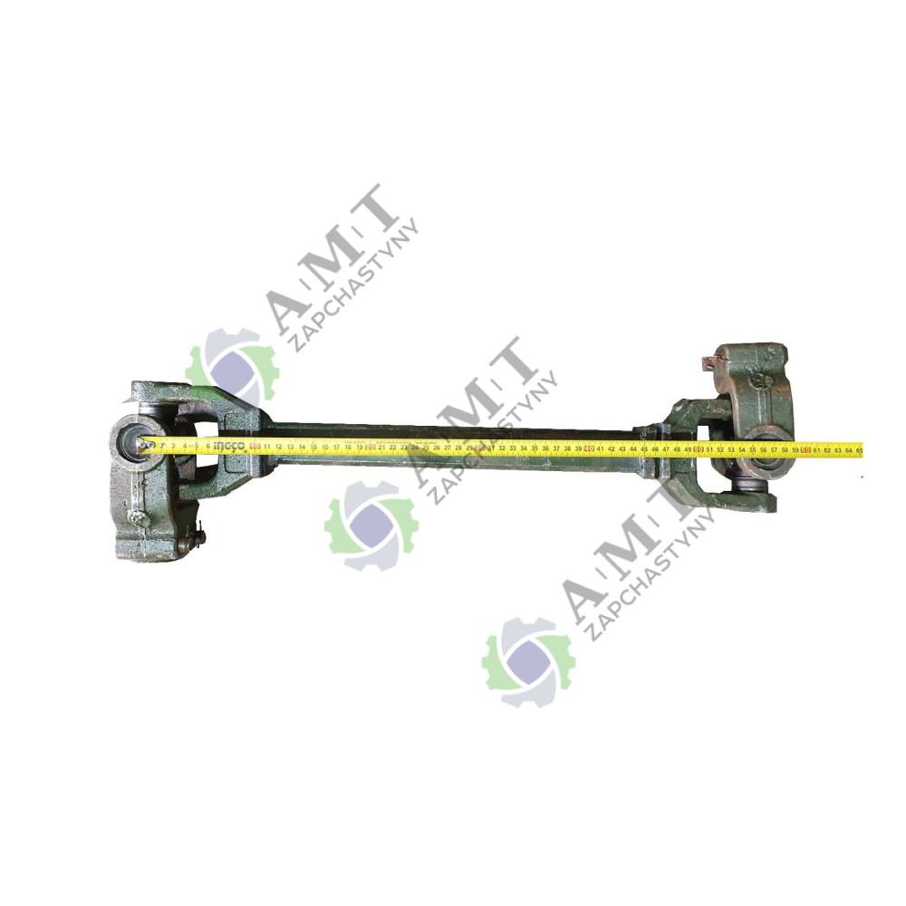 Вал карданный 6х6 (34х34 мм.) L=790х580 Почвофреза