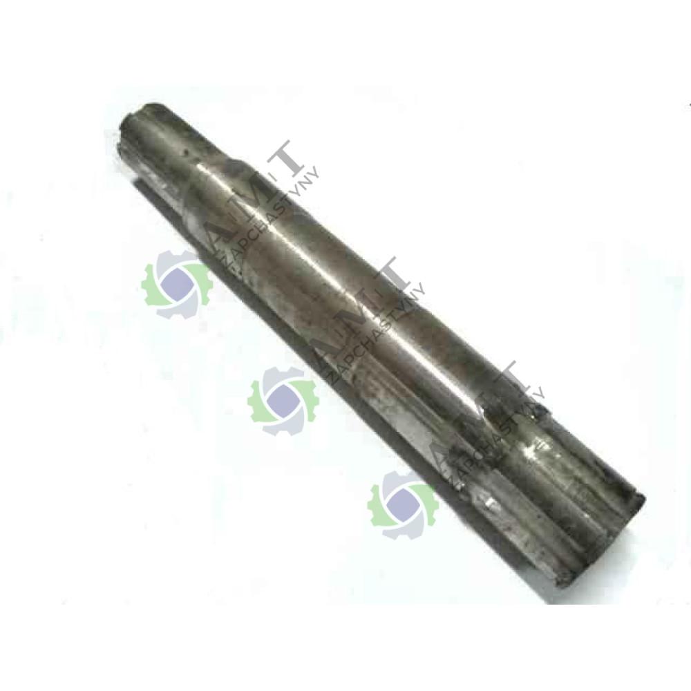 Вал редуктора 90°выходной L262,6шлицов*D40, 6 шлицов*D35 1GXN-80/100/110