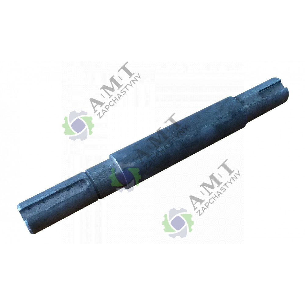 Вал ведущий (L=145 мм, D=17 мм, Dпосад=15 мм, шпонка)  БМ-125,140, 160, 180-61