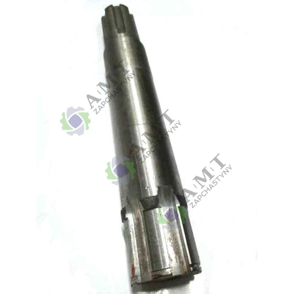 Вал редуктора 90°выходной L253,6шлицов*D40, 6 шлицов*D35 1GXN-80/100/110
