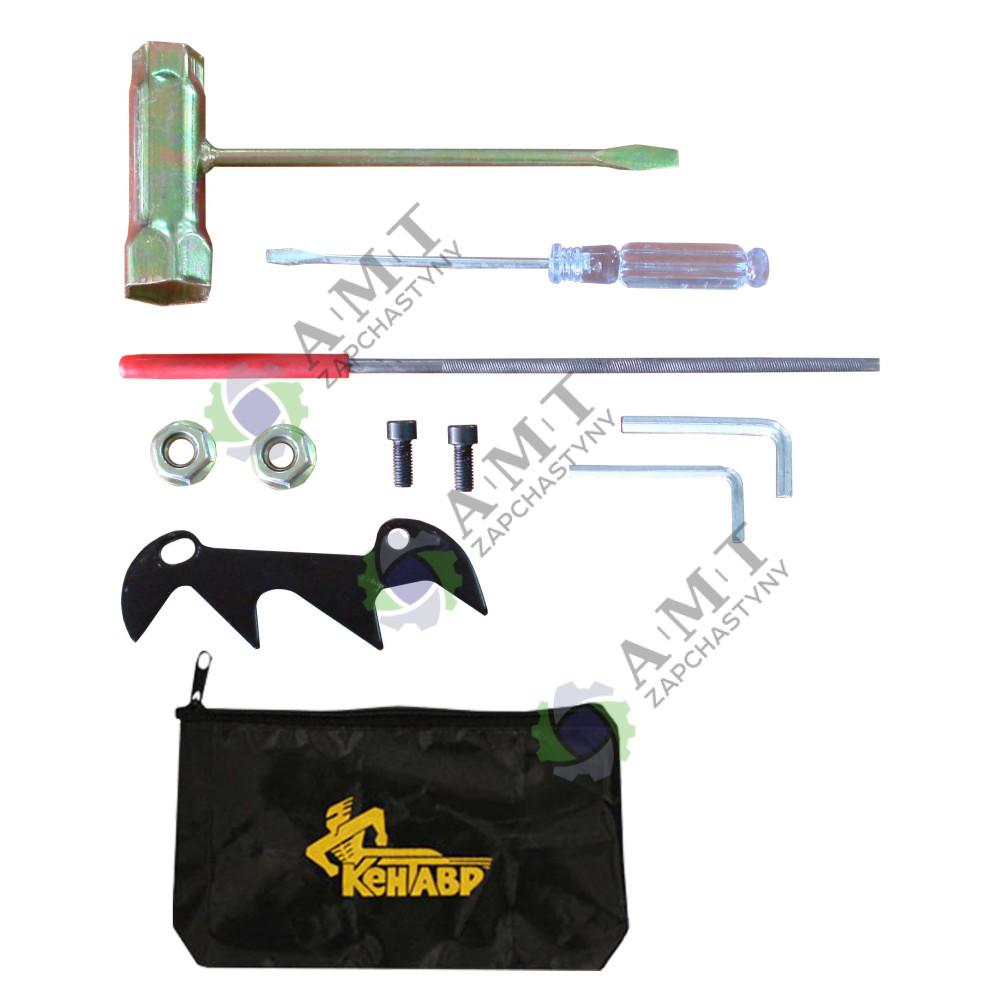 ЗИП (ключ свечной, шестигранник (2шт), отвертка, напильник, упор зубчатый) БП-4520Н-5224Н-5826Н
