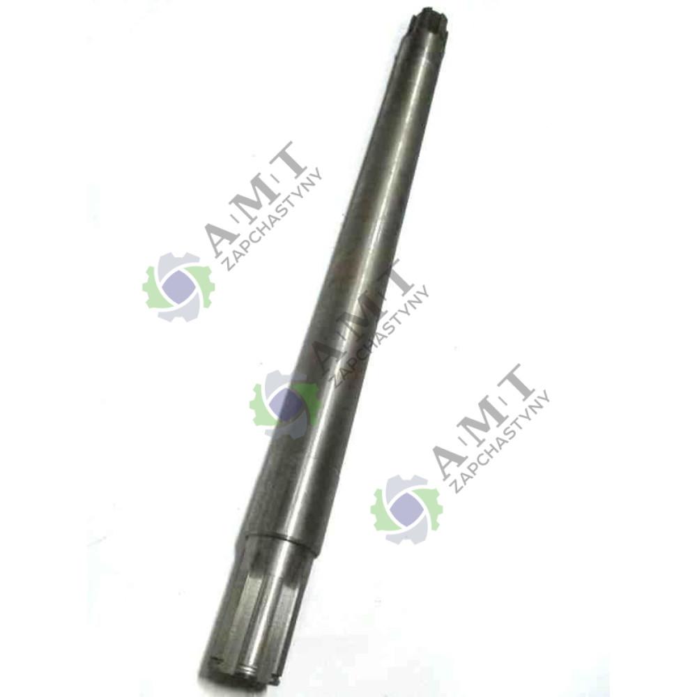 Вал редуктора выходной L577,6шлицов*D40, 6 шлицов*D35 1GXN-110