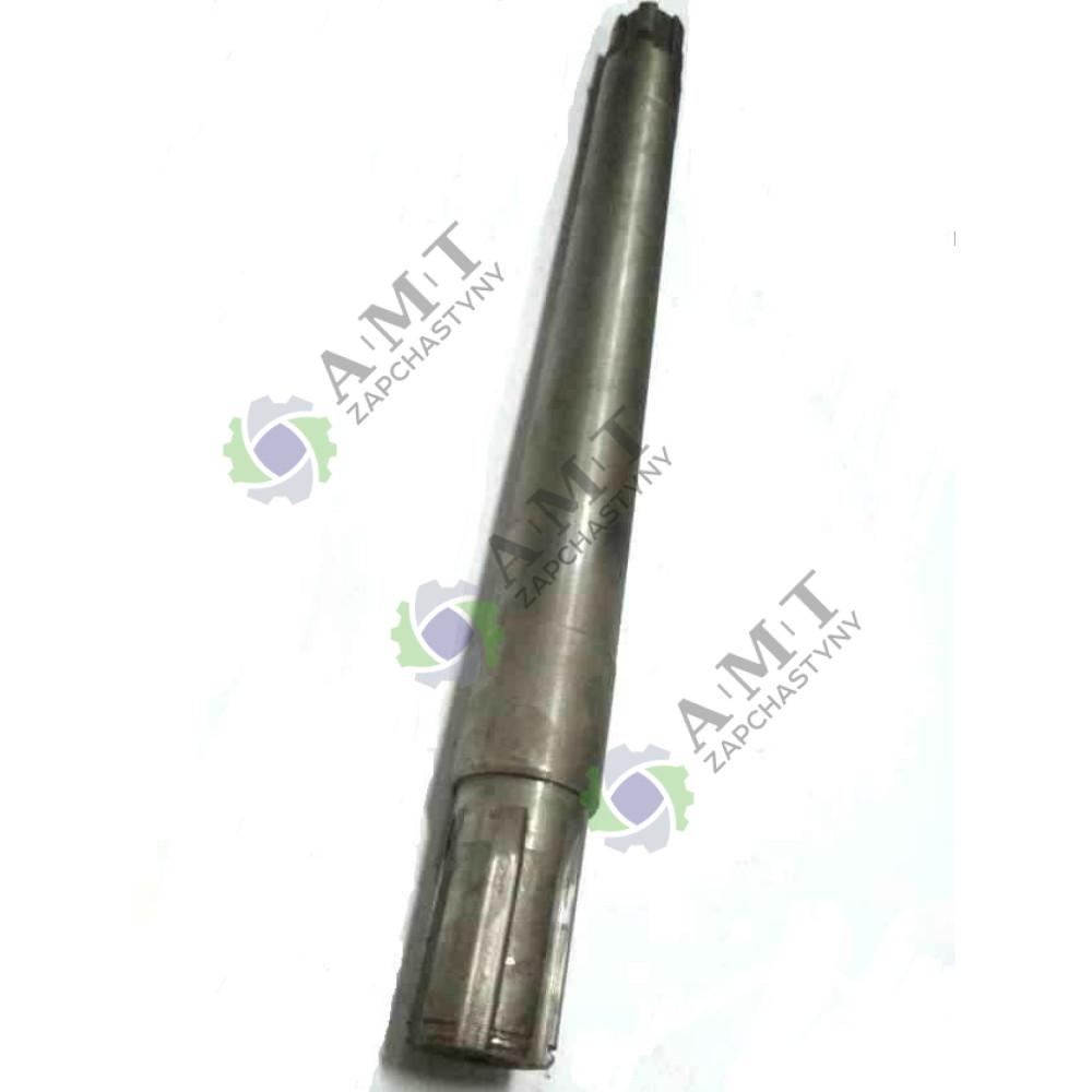 Вал редуктора выходной L473,6шлицов*D40, 6 шлицов*D35 1GXN-100