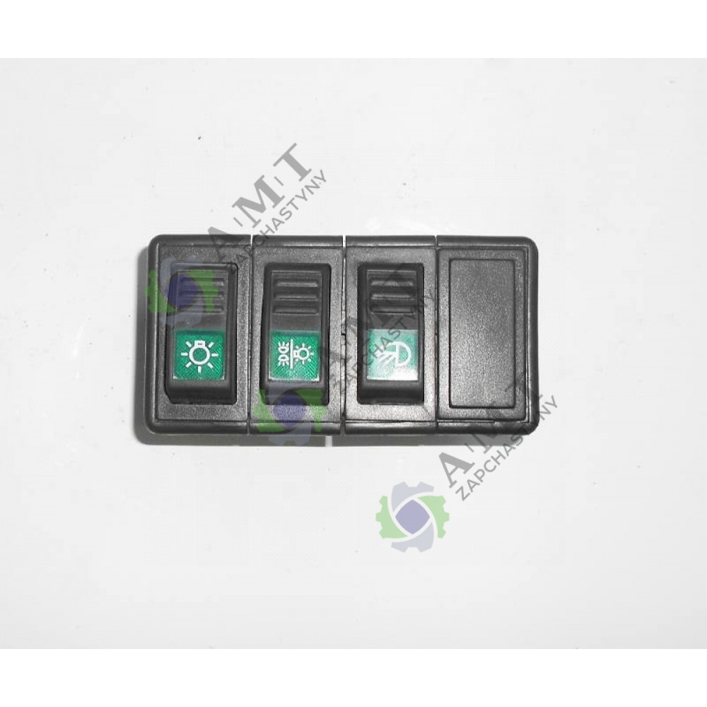 Блок переключателей 1 700-48-012  700-18-651 JM804