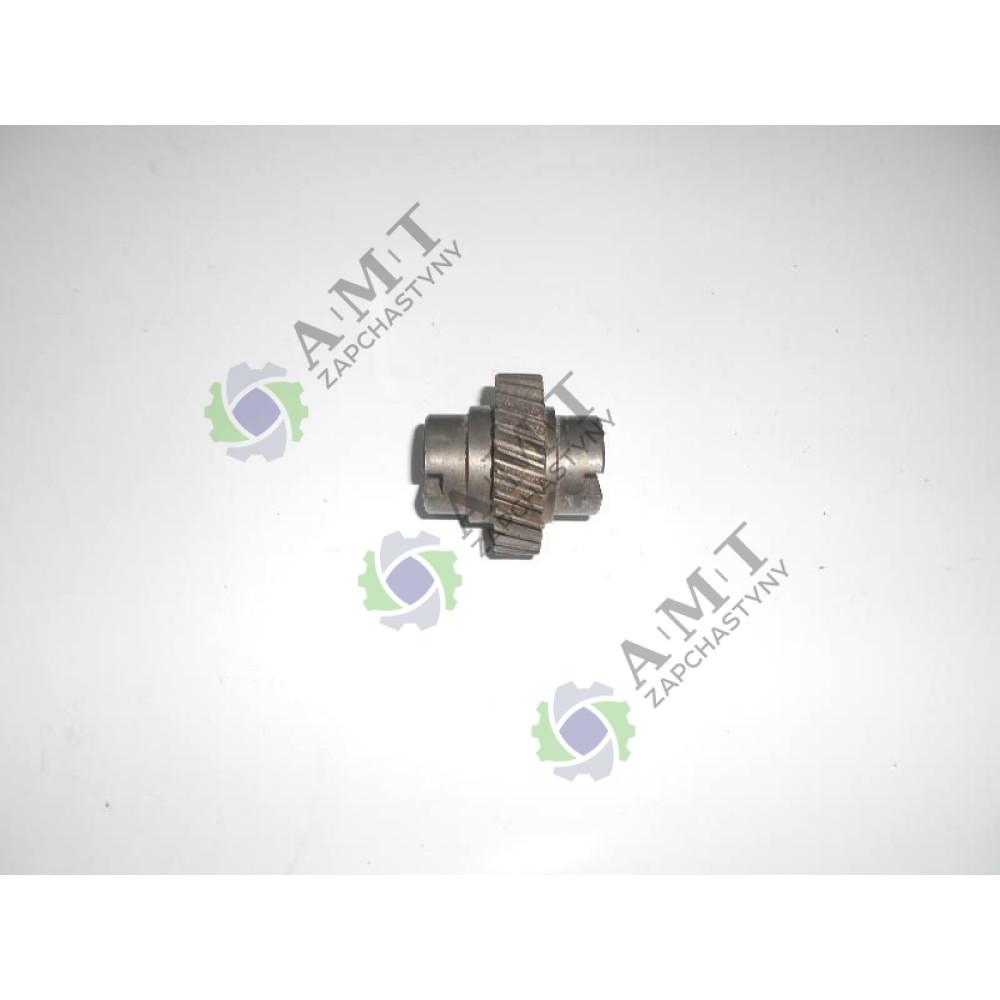 Вал-шестерня привода насоса гидравлики N85T-04011A-1(стар) LZ404