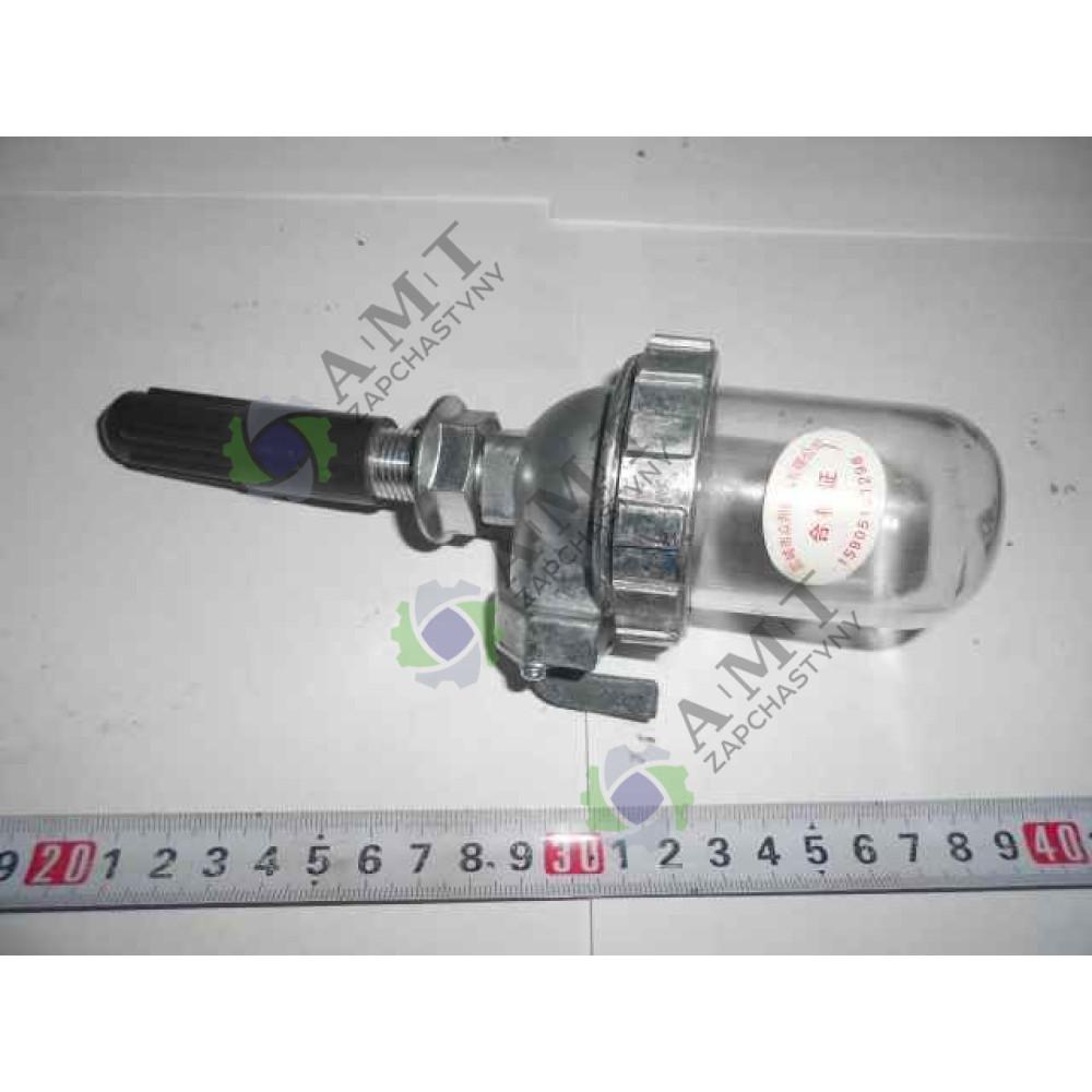 Кран топливный с отстойником в сборе JM240/244