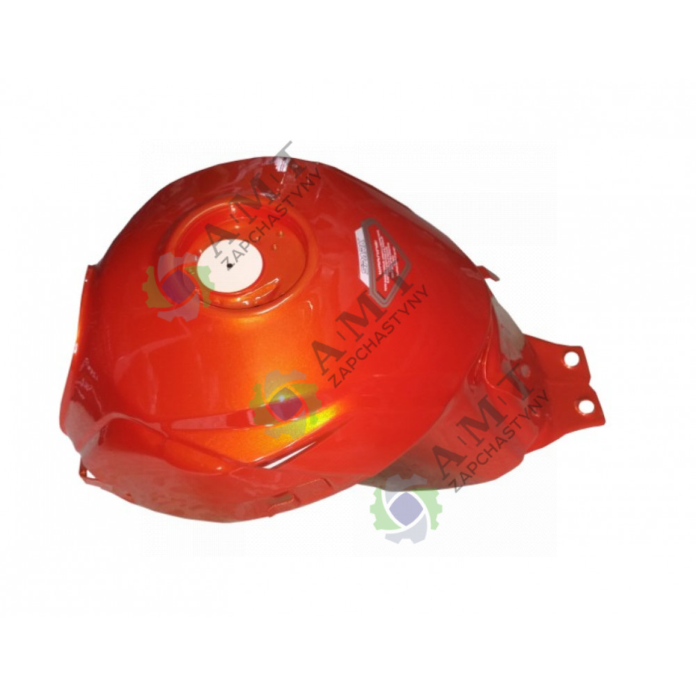 Бак топливный оранжевый SP200R-27