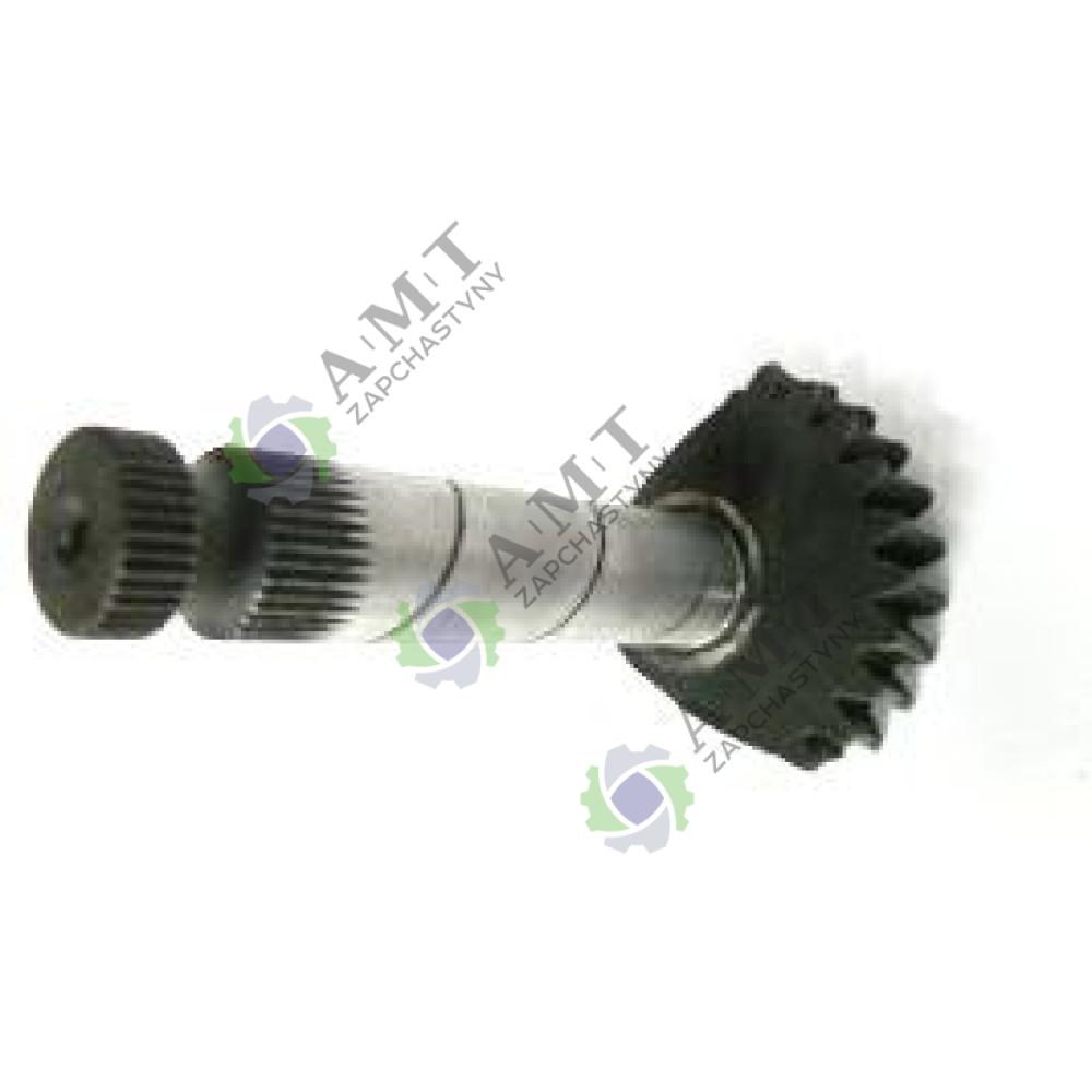 Вал рулевого механизма горизонтальный(стар) XT120